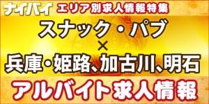 スナック・パブ-兵庫・姫路、加古川、明石-アルバイト求人情報